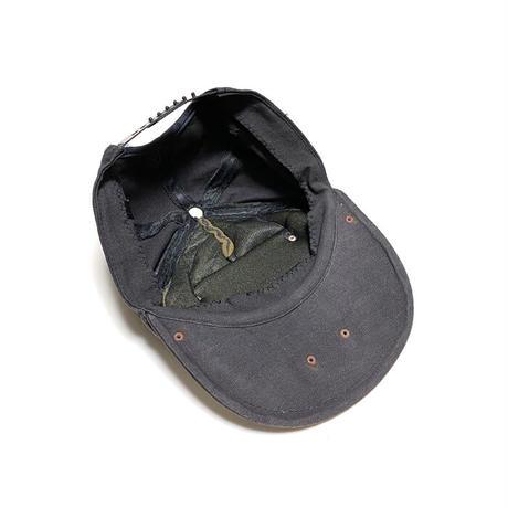 【USED】90'S HARLEY-DAVIDSON METAL PLATE CAP