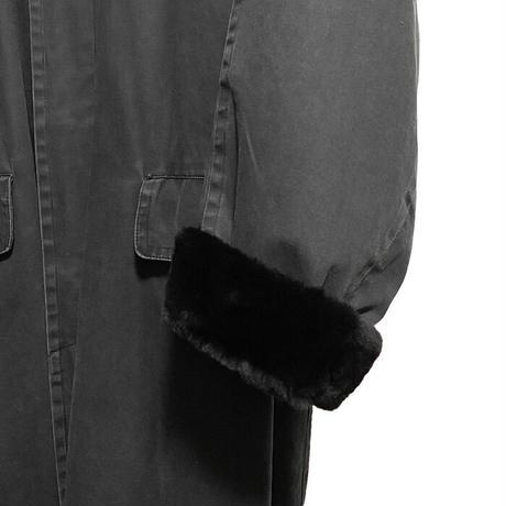 【USED】80'S EMPORIO ARMANI OVERSIZED COAT