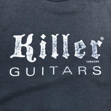 【USED】90'S KILLER GUITARS T-SHIRT