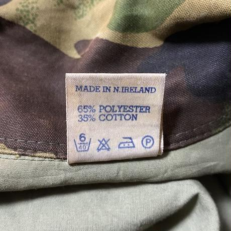 【USED】80'S NORWEGIAN ARMY M-85 FIELD JACKET (BRITISH ARMY CAMO)