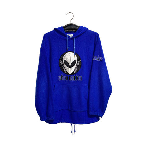 【USED】90'S ALIEN NATION HOODIE