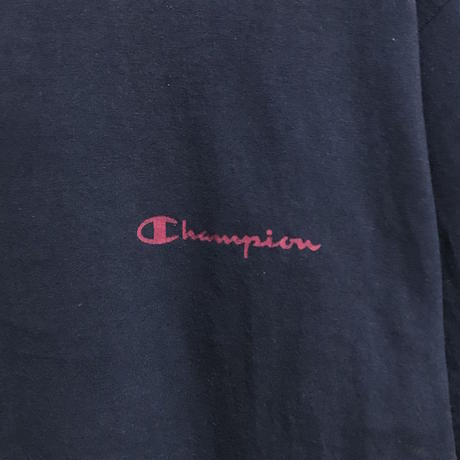 【USED】90'S  CHAMPION T-SHIRT