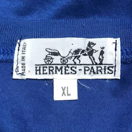 【USED】90'S HERMES T-SHIRT