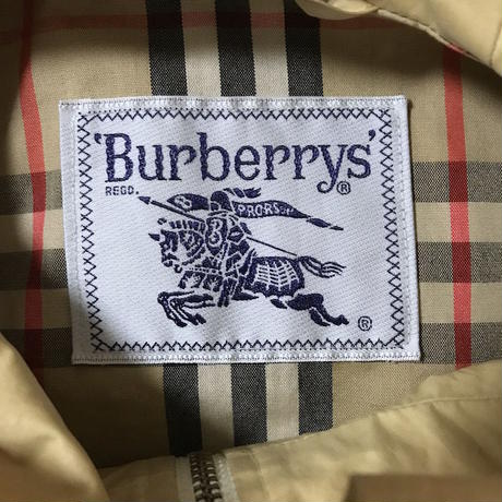 【USED】BURBERRYS HOODED COAT