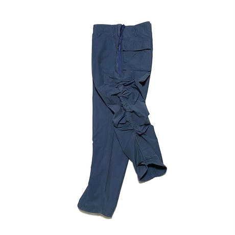 【USED】00'S GOODENOUGH NYLON CARGO PANTS NAVY