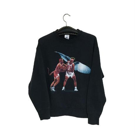 【USED】90'S DENNIS RODMAN SWEATSHIRT