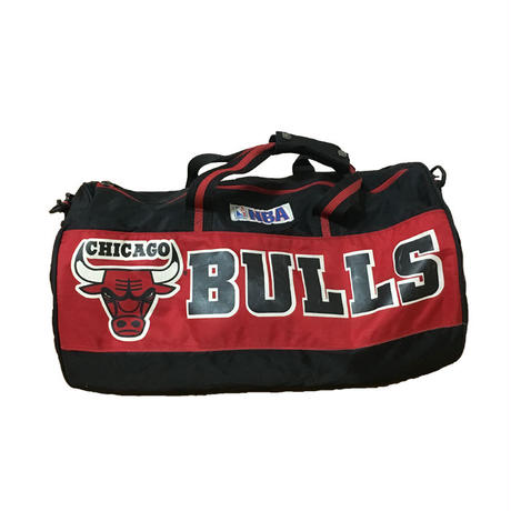 【USED】90'S CHICAGO BULLS DRUM BAG