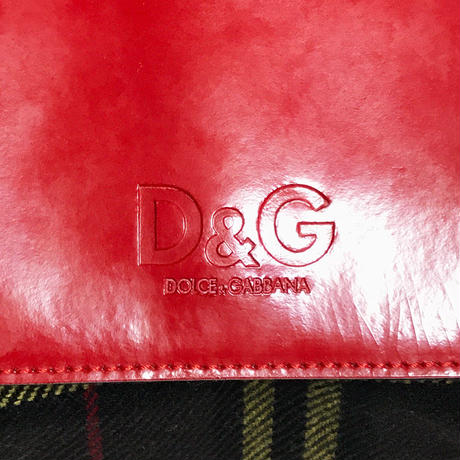 【USED】D&G HAND BAG
