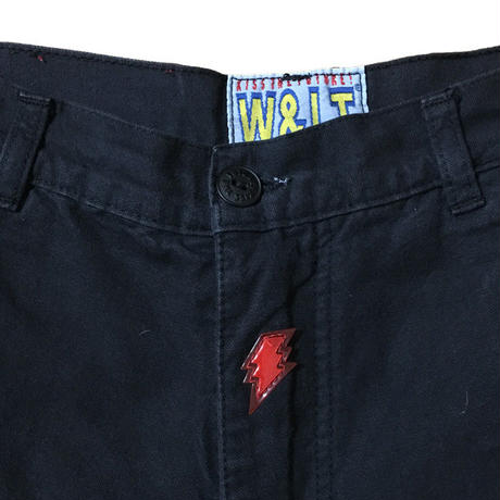【USED】90'S W&LT PUNKISH TROUSERS FOR LADY'S