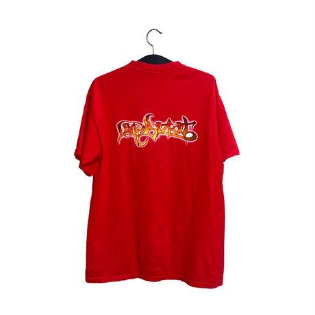 "【USED】90'S LIMP BIZKIT ""NOOKIE"" T-SHIRT"