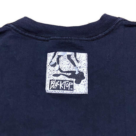 "【USED】90'S REEBOK T-SHIRT ""BLACKTOP"""