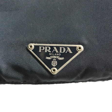 【USED】PRADA NYLON SHOULDER BAG