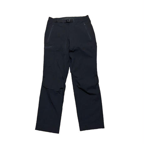 【USED】ARC'TERYX GAMMA LT PANT BLACK