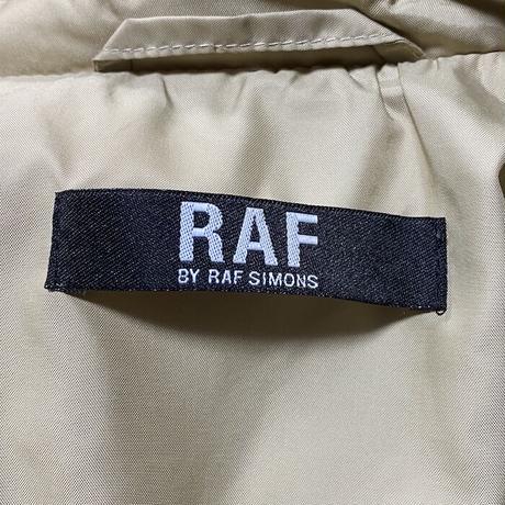 【USED】RAF BY RAF SIMONS PADDED COAT