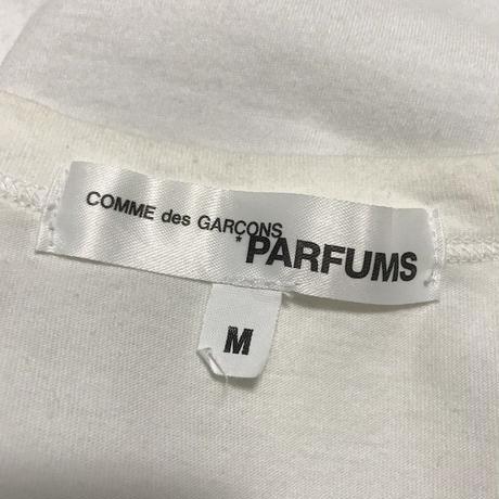 "【USED】COMME DES GARÇONS PARFUMS T-SHIRT ""beads"""