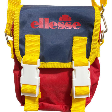 【USED】00'S ELLESSE MINI SHOULDER BAG