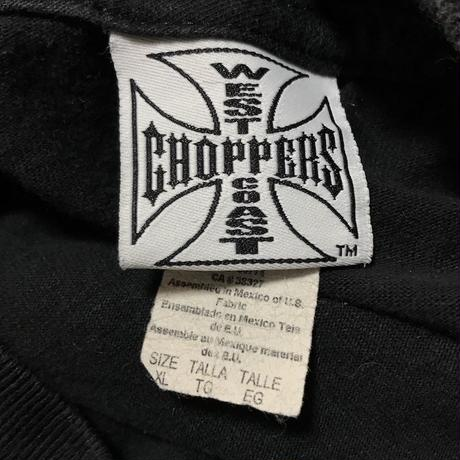 【USED】00'S WEST COAST CHOPPERS L/S T-SHIRT