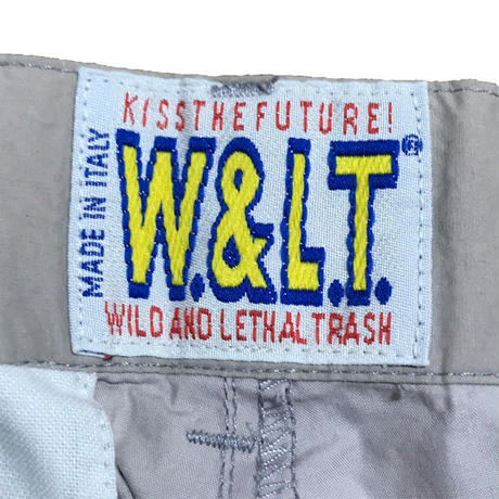 【USED】90'S  W&LT CROPPED PANTS