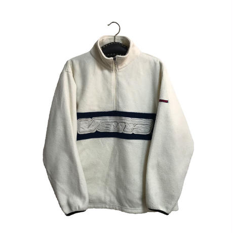 【USED】90'S-00'S VANS FLEECE TOP WHITE