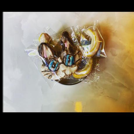 猫タルト、猫水槽