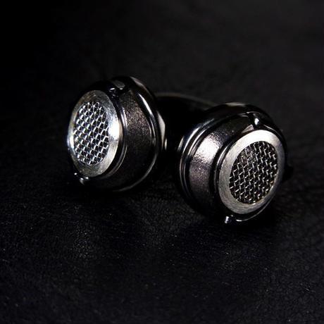 ヘッドフォンリング - ブラック