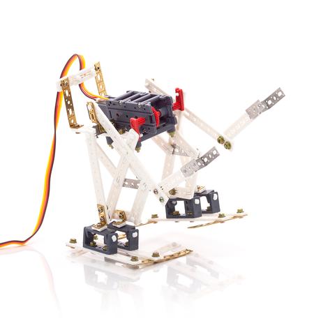 【TB-RK0005】2足歩行バトルロボット(キット)