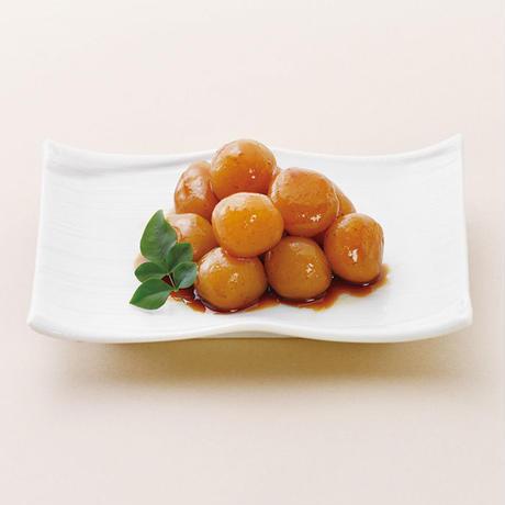 三河玉こんにゃく 濃厚たれ付                        (お子様も大好きな醤油味噌味です。簡単3分調理です!)規格:130g 1袋