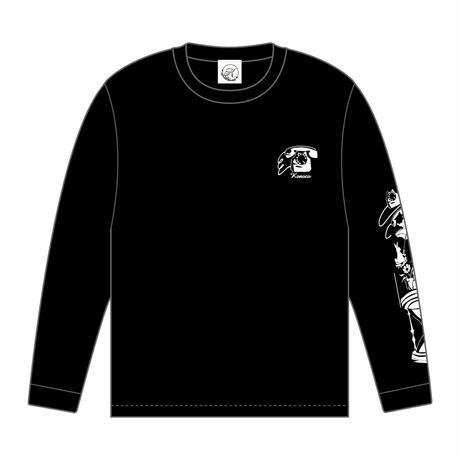ロングスリーブTシャツ 雪冠~Snow Crown~