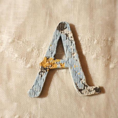 陶器アルファベット{M〜Z}
