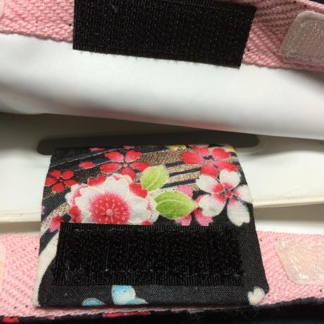 尿バッグカバー☆流れ桜pipi☆