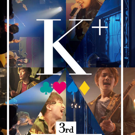 3rd ONE MAN SHOW!!!DVD