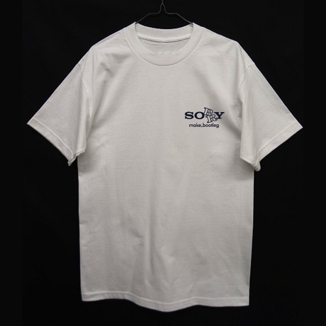 SORRY  a bootleg opticals / SORRY Tee (WHT)