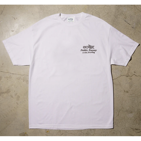 Sorry a bootleg pgm / ENEMY tee (White)
