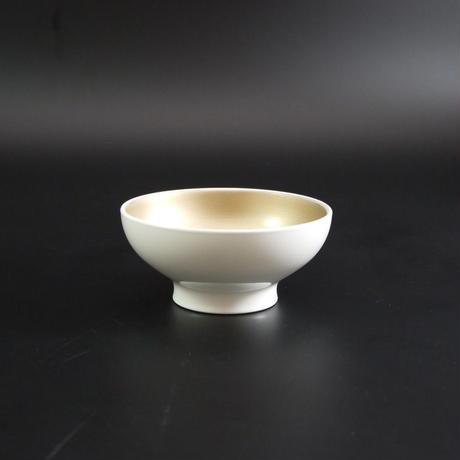モダンスタイル 光琳小鉢 シャンパンゴールド