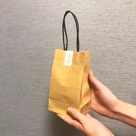 ギフト用紙袋(ステッカー付き)