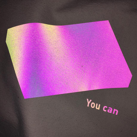 HOOK-BAG 「you can」