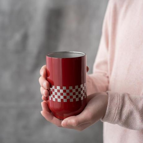 URUSHI Tea Tumbler 市松