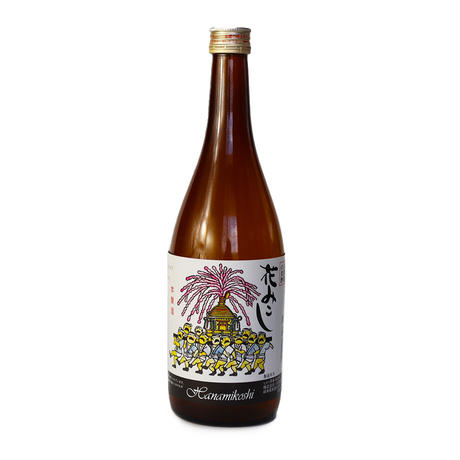 特別本醸造「花みこし」 720ml