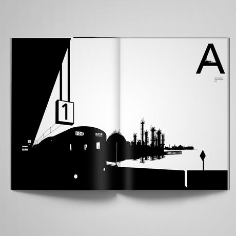 Artbook#02「SUNSET in LETTERS」