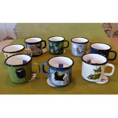 muurlaホウロウ製マグカップ(370ml)全8種
