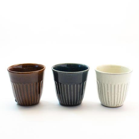 フリーカップ しのぎ   全5色