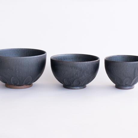 かゆ碗 菊花 全3色