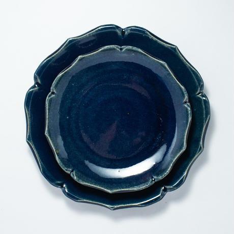 輪花皿 小 全3色