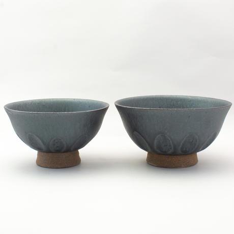 茶碗 菊花 大 全3色