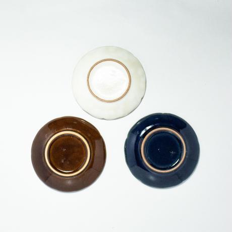 輪花 取り皿 全3色