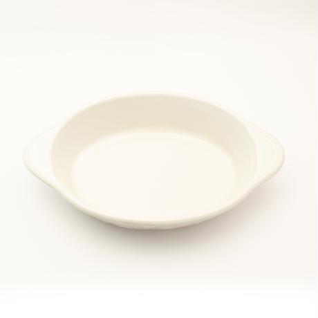 マーガレット柄 耐熱グラタン皿(楕円) 全5色