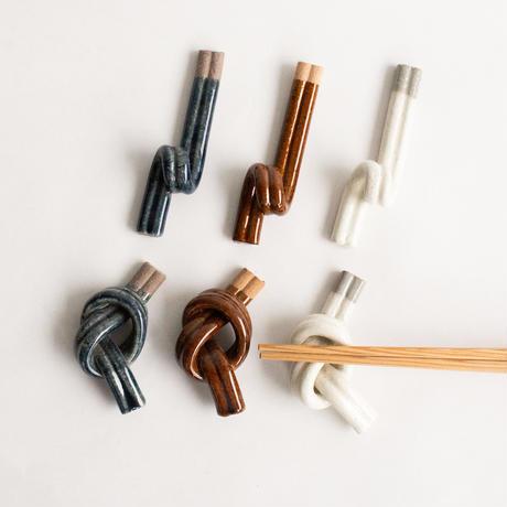 箸置き 全3色×2種