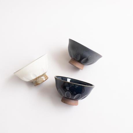 茶碗 菊花 小 全3色