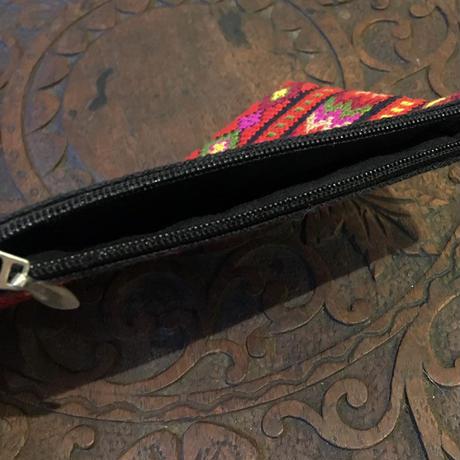 パレスチナ手刺繍 コインパース【1】