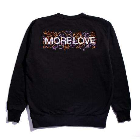 MORE LOVE SWEATSHIRT